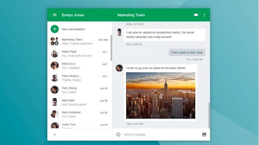 Google's Hangouts Extension Operates More Like Its Own App Now