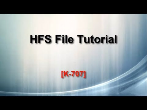 HFS ~ Http File Server