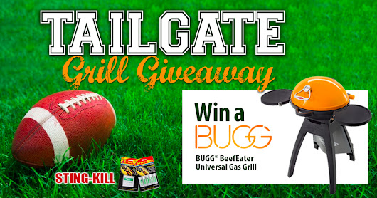 Win a BUGG® - BeefEater Universal Gas Grill