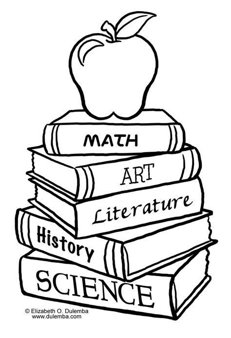education clipart  black  white  clip art