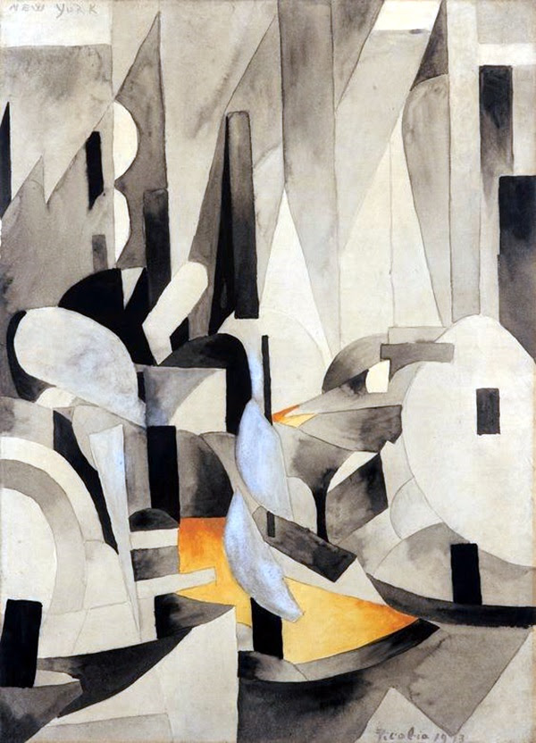 Excellent Examples Of Cubism Art Works (28)