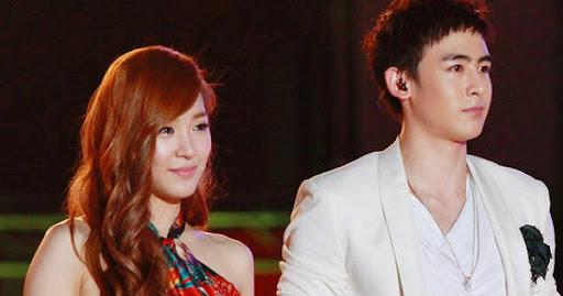 Tiffany (SNSD) và Nichkhun (2PM) từng bị nhà đài soi reaction để 'câu view', Knet khó chịu nhưng ngỡ ngàng khi biết cả 2 từng yêu nhau