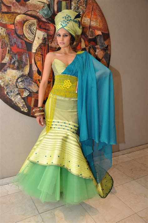 South African Traditional Dresses For Weddings ? Fashion Name