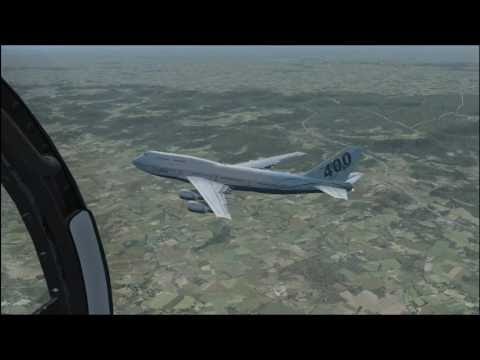 FSX Multiplayer Formation Flying