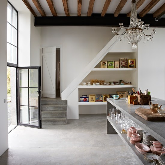 Kitchen-diner | Rustic French retreat | House tour | PHOTO GALLERY | Livingetc | Housetohome.co.uk