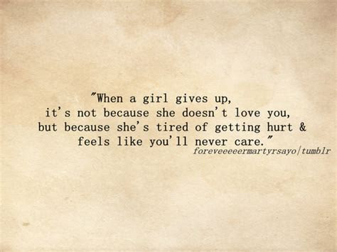 If She Cared Quotes