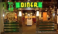 Diner Exhibit