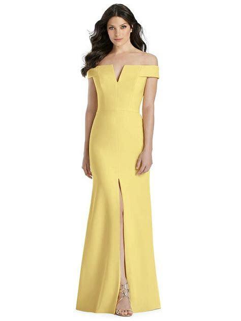 Dessy Bridesmaid Dress 3039   Mia Sposa Bridal Boutique