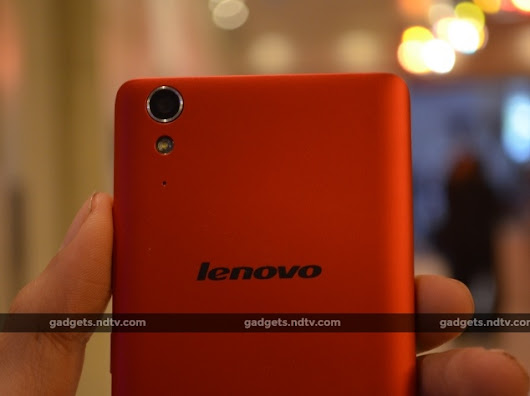 Lenovo A6000 Ready to Take On Micromax's Yu Yureka and Xiaomi Redmi Note 4G