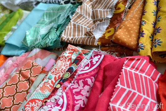 What are fabric scraps? - The Sewing Loft