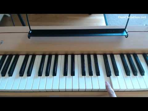 BC101 - Piano Intro - Dan Christian Music Teacher