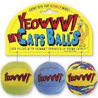 Yeowww! My Cats Balls -3 Pk