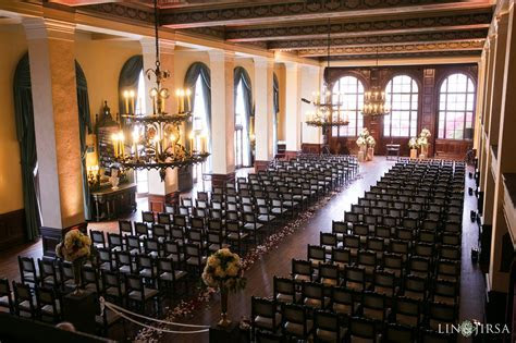 The Ebell of Los Angeles Weddings