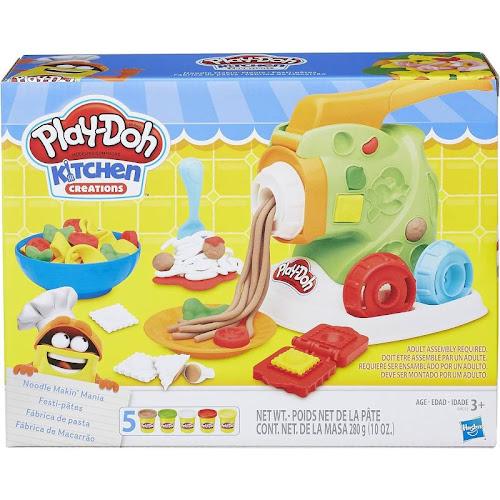 Play Doh Noodle Makin Mania Set