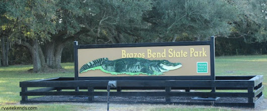 Brazos Bend State Park - Camping, Hiking, Biking, Birding, Fishing and 
