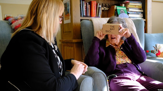 Britain Trials Virtual Reality Time Travel to Combat Dementia