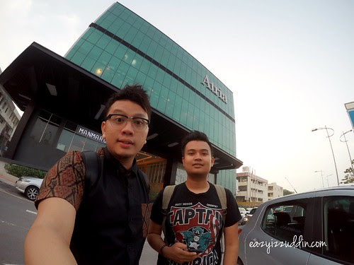 "Blog Eazy Izzuddin: 'Makan"" Session With NANDO's"