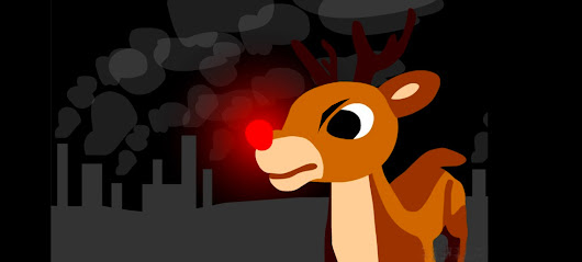 Rudolph, You Rock. Now Wise Up, Reindeer!