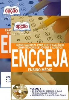 ENCCEJA 2017-ENCCEJA - ENSINO MÉDIO-ENCCEJA - ENSINO FUNDAMENTAL