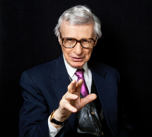The Amazing Kreskin's Mental Brilliance Awes Audiences [Interview]