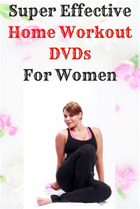 Best Home Workout DVDs Women Want This 2018