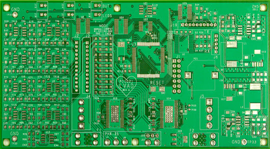 Single Sided PCB, Single Sided Board, Printed Circuit Board Manufacturers India