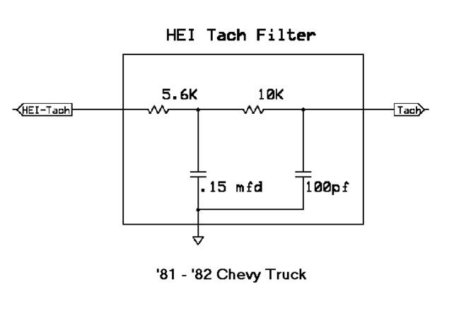 Factory Tach And Hei Distributor The 1947 Present Chevrolet Gmc Truck Message Board Network