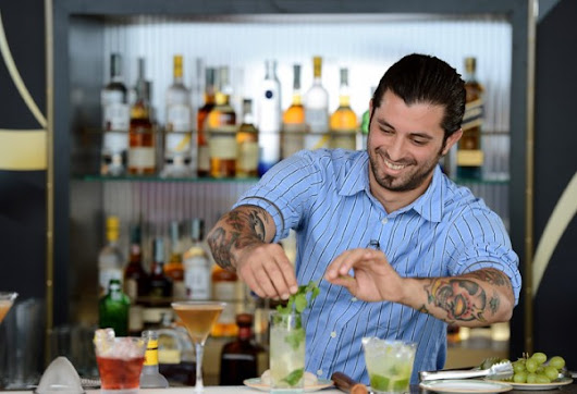 Competencia Worldclass Bartender 2014 |