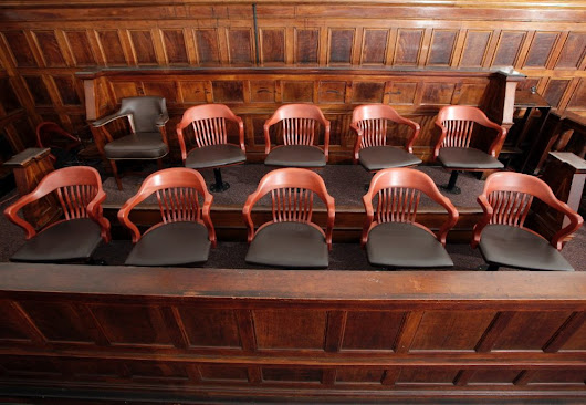 Criminal Trials By Jury On The Decline
