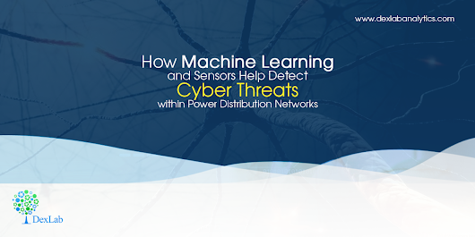 How Machine Learning and Sensors Help Detect Cyber Threats within Power Distribution Networks