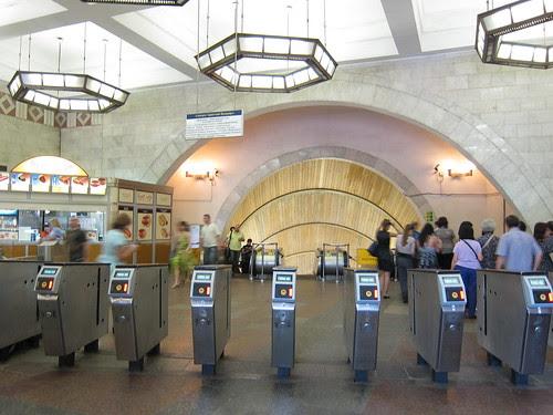 Moscow - Moscow Metro