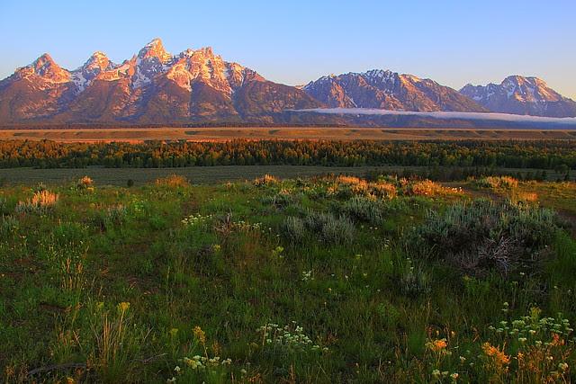 IMG_5289 Sunrise, Grand Teton National Park