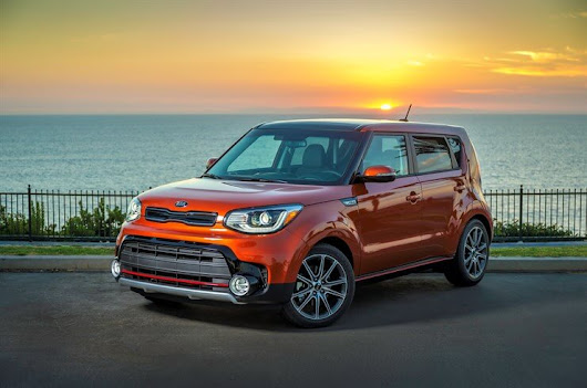 Kia Vehicles Win 'Best Cars for the Money' Awards