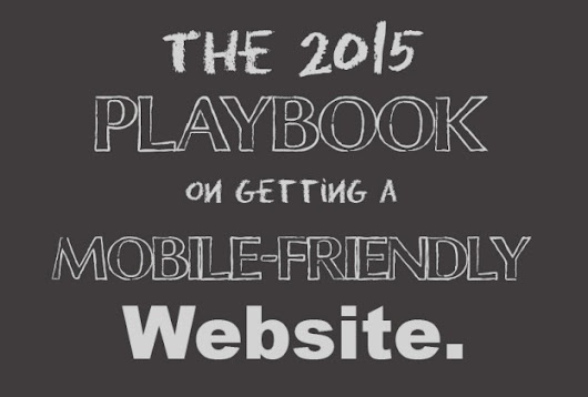 Avoid 2015 Google Penalty with a Mobile-Friendly Website Design