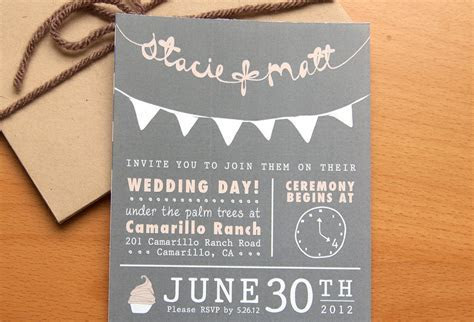 budget wedding ideas DIY invitations Etsy weddings