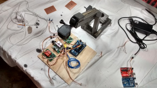 "Record Your Project With a ""Catapult Tripod"" via Hackster's Blog 