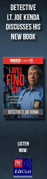 PW LitCast: A Conversation with Detective Lt. Joe Kenda