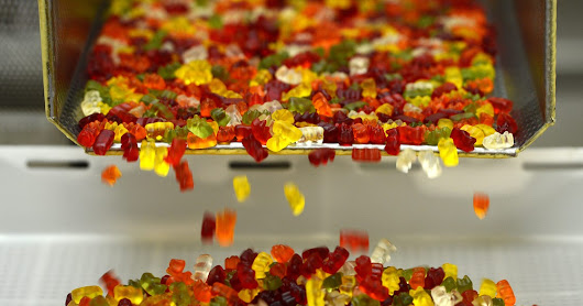Gummy bear giant Haribo to build first North American plant in Pleasant Prairie with 400 jobs