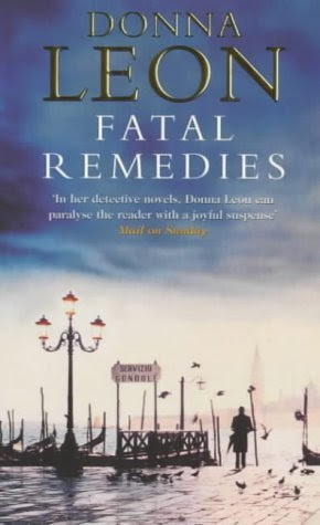 Fatal Remedies (Commissario Brunetti #8)