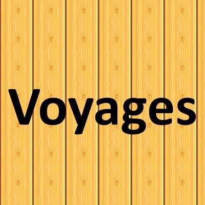 billets voyages