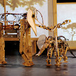 The Robotic Animal Sculptures of Savanna