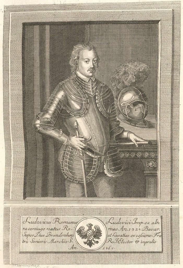 Ludovicus Romanus 1365