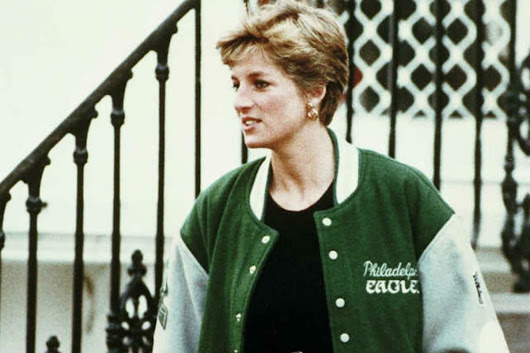 How Princess Di Became An Eagles Fan - CenterCityTeam