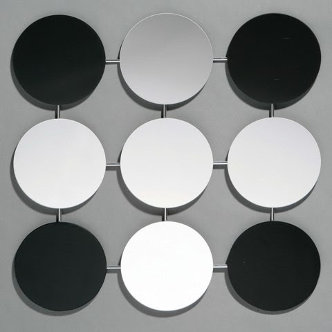 Bathroom Arc Wall Mirror With 8 Halogen Light, 3225 - Bathroom ...