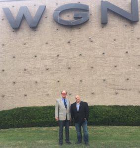 Mitch and Ken WGN