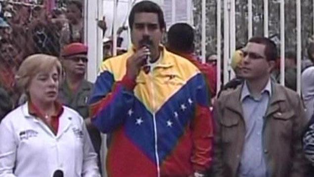 Presidente Maduro frente a la violencia opositora: ¡No voy a permitir marcha de mañana al centro de Caracas!