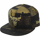 New Era Chicago Bulls Painted Prime 9FIFTY Snapback