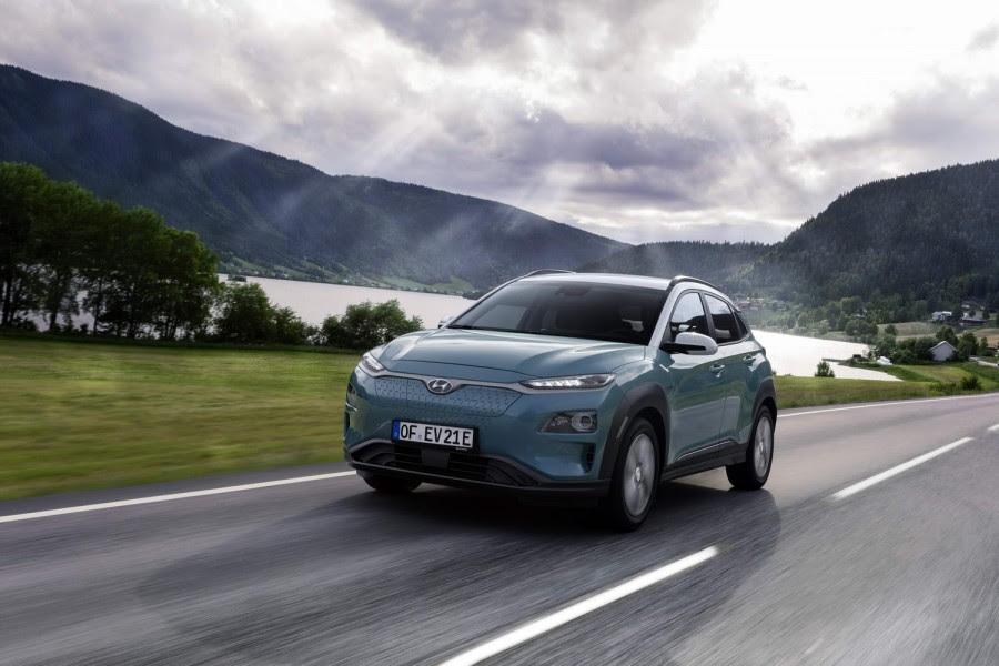 Resultado de imagem para Hyundai kona EV ireland