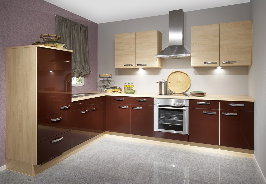 glossy kitchen cabinet design home interiors ipc430