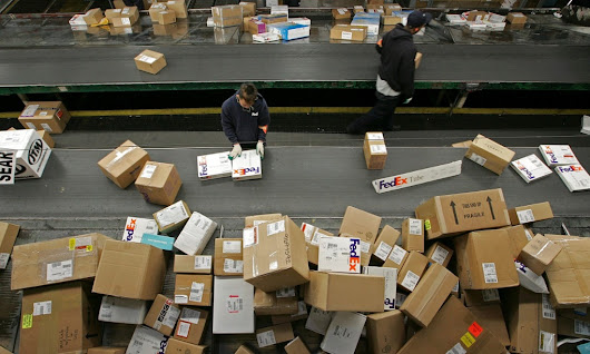 Thinking outside the box: unwrapping a massive packaging problem